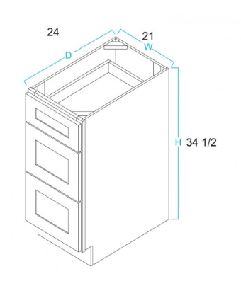 Drawer Pack Cabinets