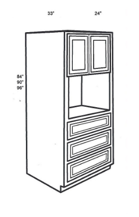 Oven Cabinets